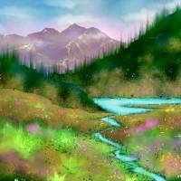 New Landscape Art Prints & Posters by Paul Weiner