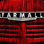 """Vintage Farmall Red Tractor With Wood Grain"" by LukeMoore"