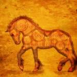 """""""Steampunk horse"""" by valzart"""