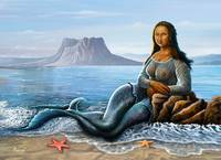 Monalisa Mermaid