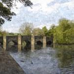 """Bakewell Bridge"" by cofiante"