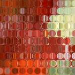 """Circles and Squares 42. Modern Abstract Fine Art"" by MarkLawrence"