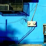 """Wall 7 / Hansberry Blues"" by kyuboem"