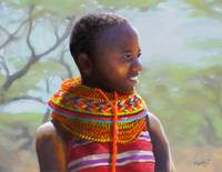 Cute Girl fom Isiolo