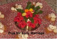 Puja for Early Marriage