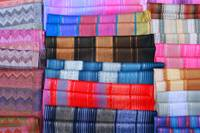 Woven Colorful Blankets