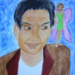 """Actor & His Faery Muse"" by Faeries"