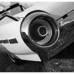"""1963 Ford Thunderbird B&W"" by Automotography"