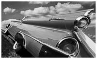1959 Ford Galaxy B&W