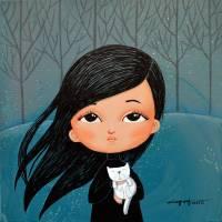 Emma Art Prints & Posters by Emila Yusof