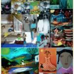 """""""Bayou Of Many Colors"""" by ninaspencer"""