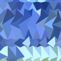Brandeis Blue Abstract Low Polygon Background