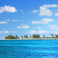 Sandy Cay, Bahamas Art Prints & Posters by Roupen Baker