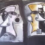 """Heads"" by archangelus"