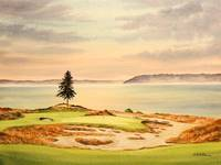 Chambers Bay Golf Course Hole 15
