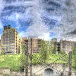 """Mill Ruin_Panorama1"" by SolLeonard"