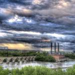 """River_Panorama 2"" by SolLeonard"