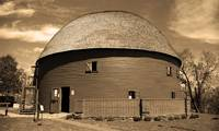Route 66 Round Barn