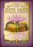 NOLA Collection KING CAKE