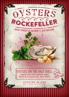 NOLA Collection OYSTERS ROCKEFELLER