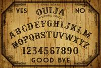BACKGROUND OUIJA BOARD