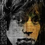 """Jagger Not Fade Away @ Retro Canvas"" by LoveringArts"