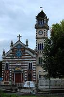 Catholic Church in Archidona Ecuador