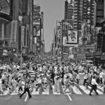 """""""42nd Street and 7th Ave."""" by Ninas4otos"""