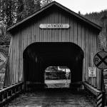 """Chitwood Bridge Covered Bridge"" by memoriesoflove"