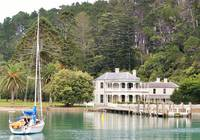 Mansion House Bay