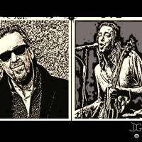 Boz Scaggs Art Prints & Posters by Dave Gafford