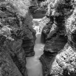 """Watkins Glen - Infrared B&W"" by dbwalton"