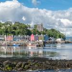 """Tobermory Harbour, Scotland"" by dawilson"