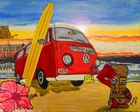 VW Surf Bus