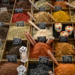 """Antibes Market - Salts and Peppers"" by awsheffield"