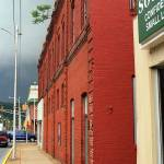 """Elizabethton, Tennessee, Downtown Street, 2008"" by Ffooter"