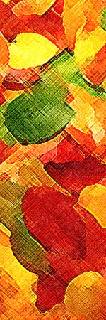 Autumn Leaves Abstract Series 003