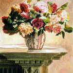 """231 Mantlepiece Rose FA"" by DavidLloydGlover"