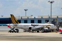 Tigerairways A320, 9V-TAU