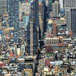 """View of Manhattan-1"" by Ninas4otos"