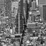 """View of Manhattan-2"" by Ninas4otos"