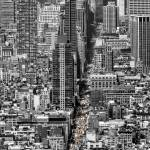 """View of Manhattan-3"" by Ninas4otos"