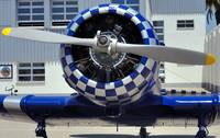 T6 Piston Radial Engine