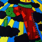 """Giraffe"" by cneartgallery"