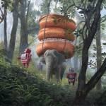 """jungletrek2"" by Tinman"