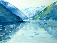 Tracy Arm Glaciers