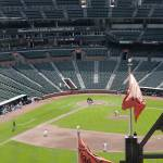 """OPACY April 29 MLB No Fans Allowed Game _D707353"" by McallenPhotography"