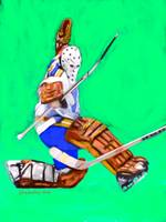 St. Louis Goalie