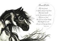 DreamWalker Horse Poem