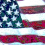 """American Flag"" by paintingsbygretzky"